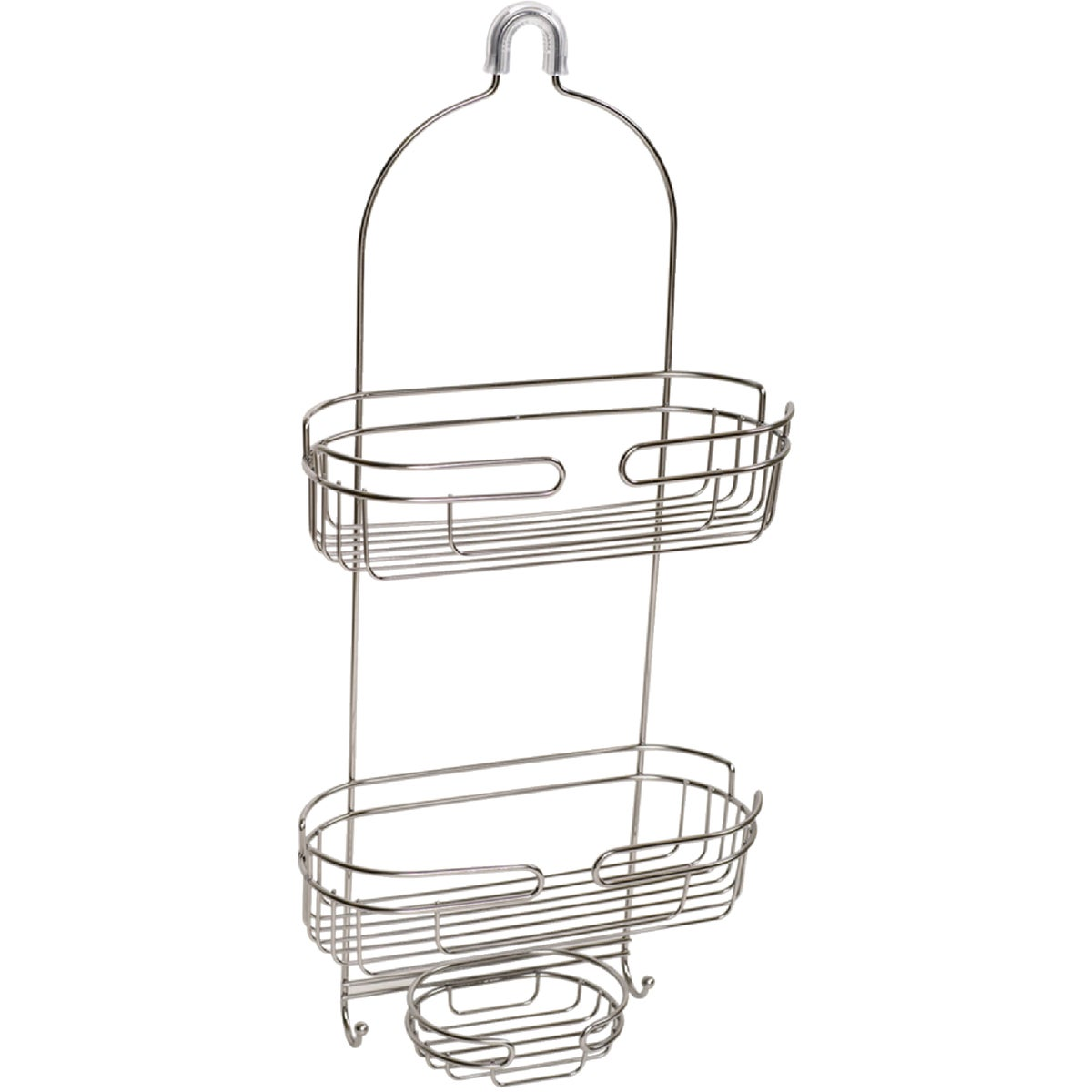 SS OVER-THE-SHOWER CADDY - 7528ST02 by Zenith Prod Corp