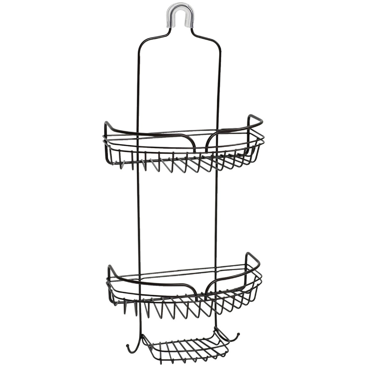 HB OVER-THE-SHOWER CADDY - 7529HB by Zenith Prod Corp