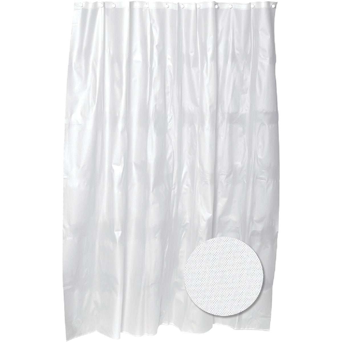CLEAR PEVA SHOWER LINER - PEV1980291 by Zenith Prod Corp