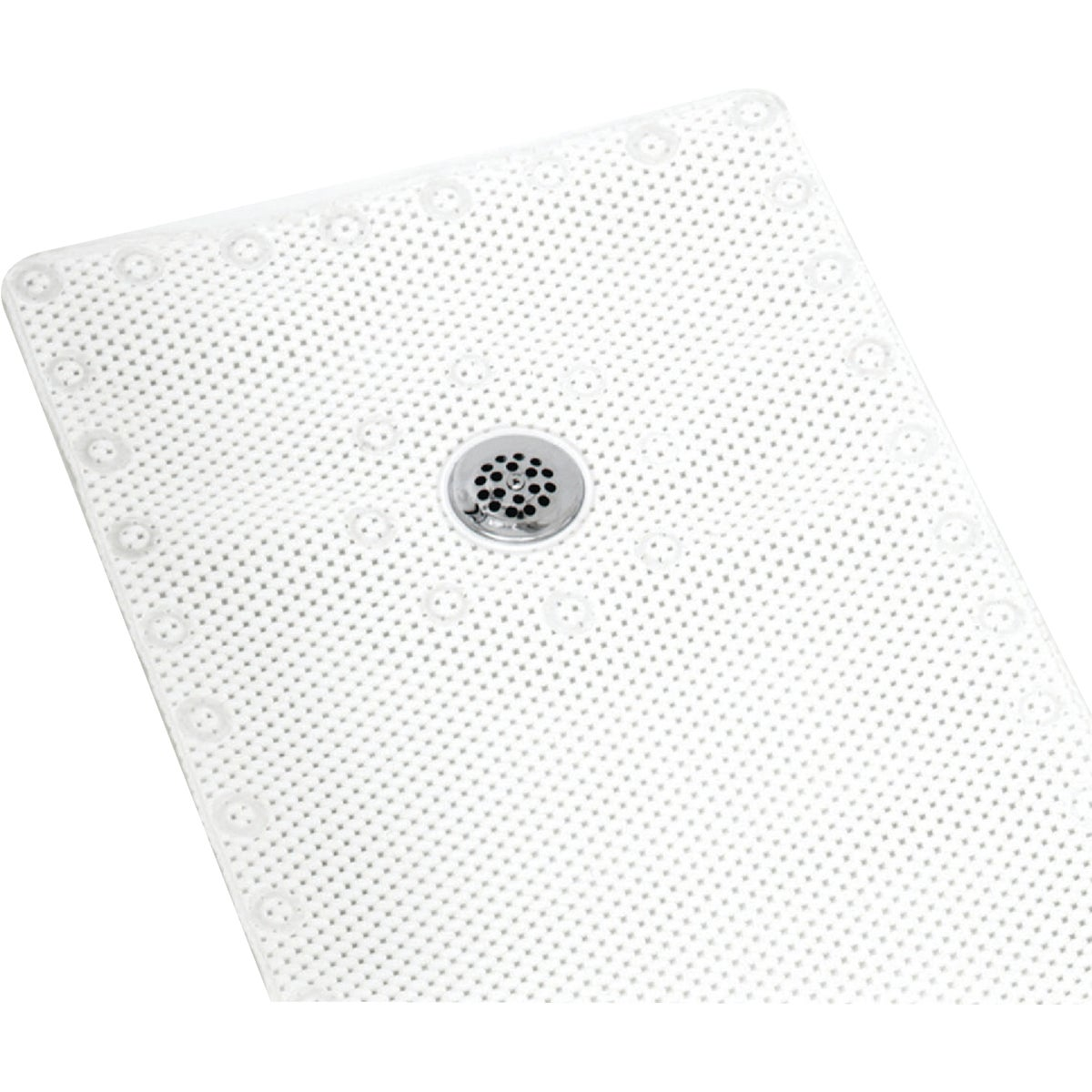 WHITE FOAM SHOWER MAT - 76WW by Zenith Prod Corp