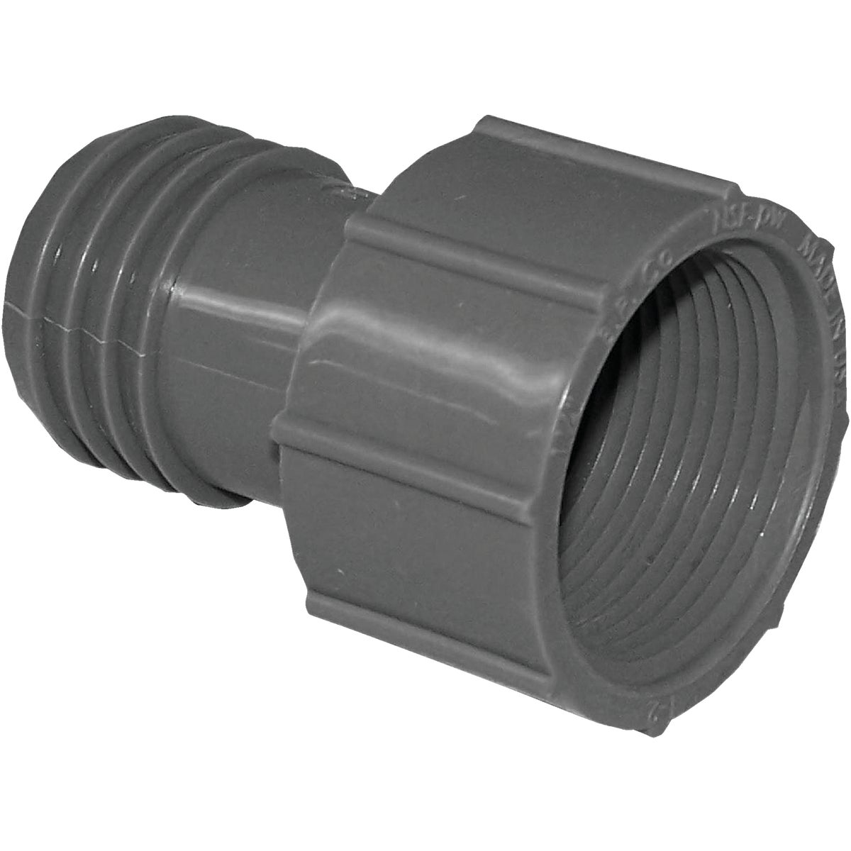 "1-1/4""POLY FIPXINS ADPTR"