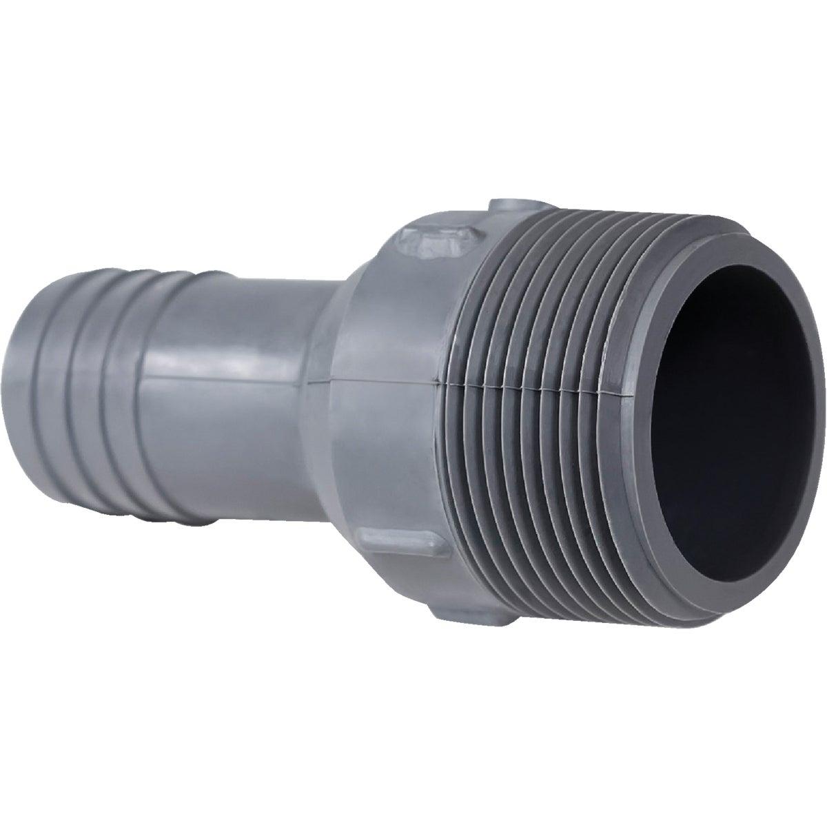 Genova Products 350440 Insert Mip (I x M) Adapter, 1