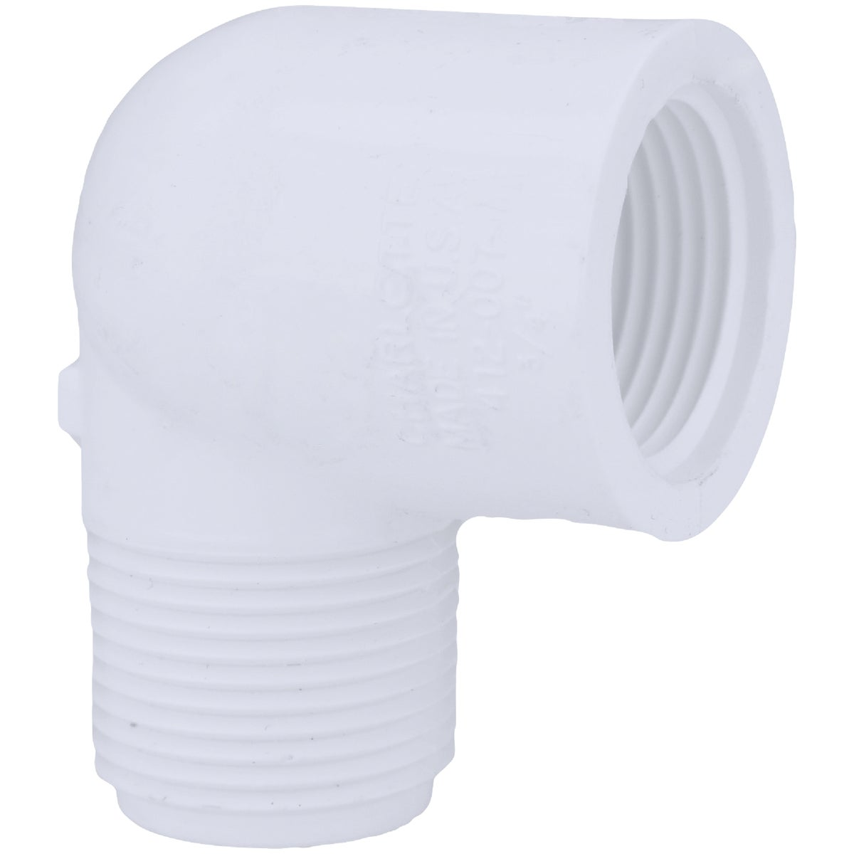 "3/4""PVC MXF 90D ST ELBOW - 32707 by Genova Inc"