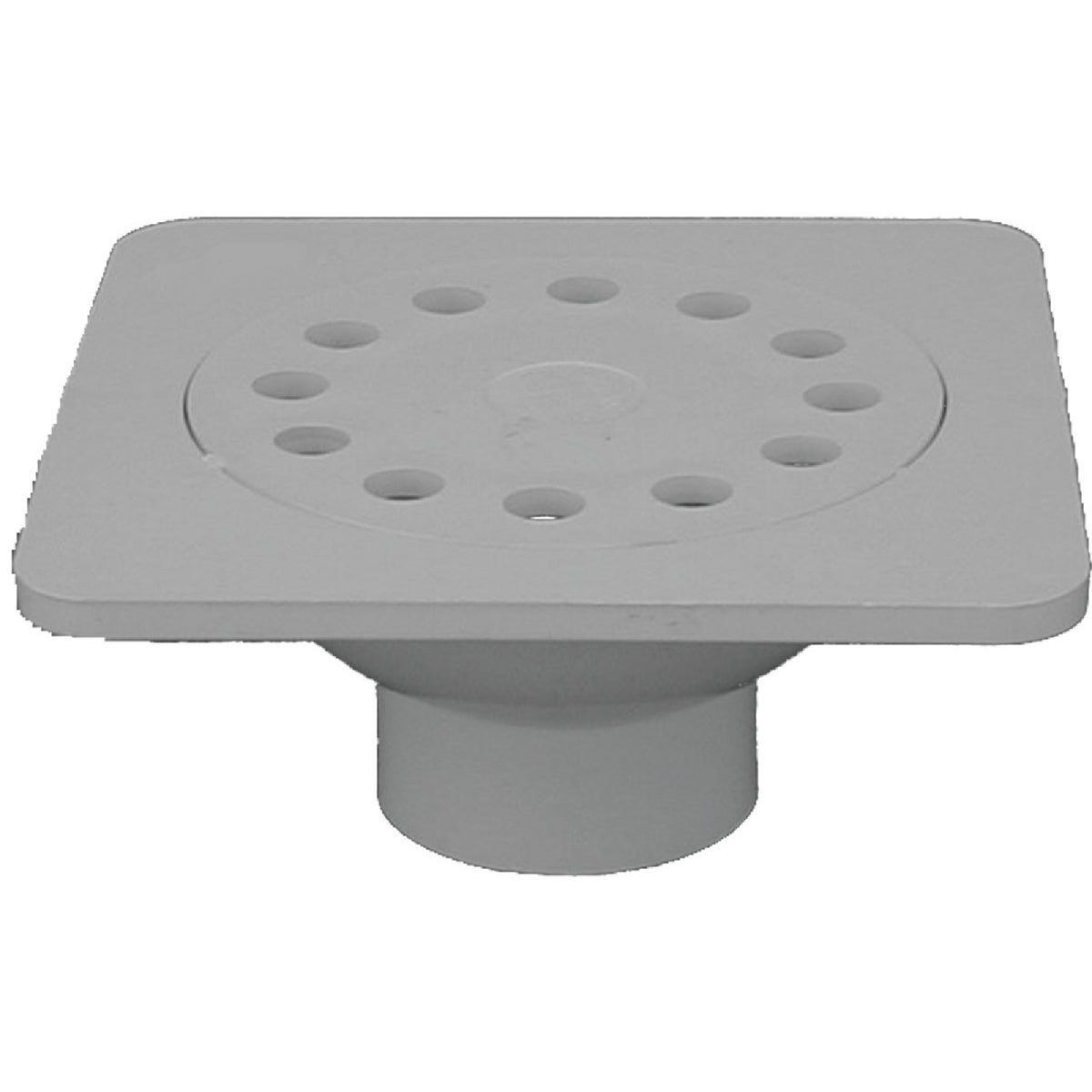 6X6 PVC-DWV BELL TRAP - 78860 by Genova Inc