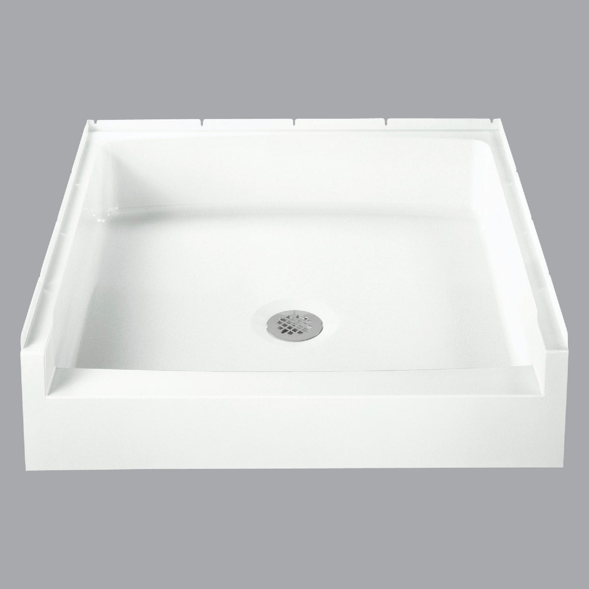 "32"" WHITE SHOWER BASE"
