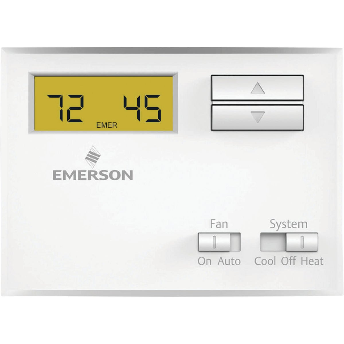 DIGITAL THERMOSTAT - NP100 by White Rodgers Emersn