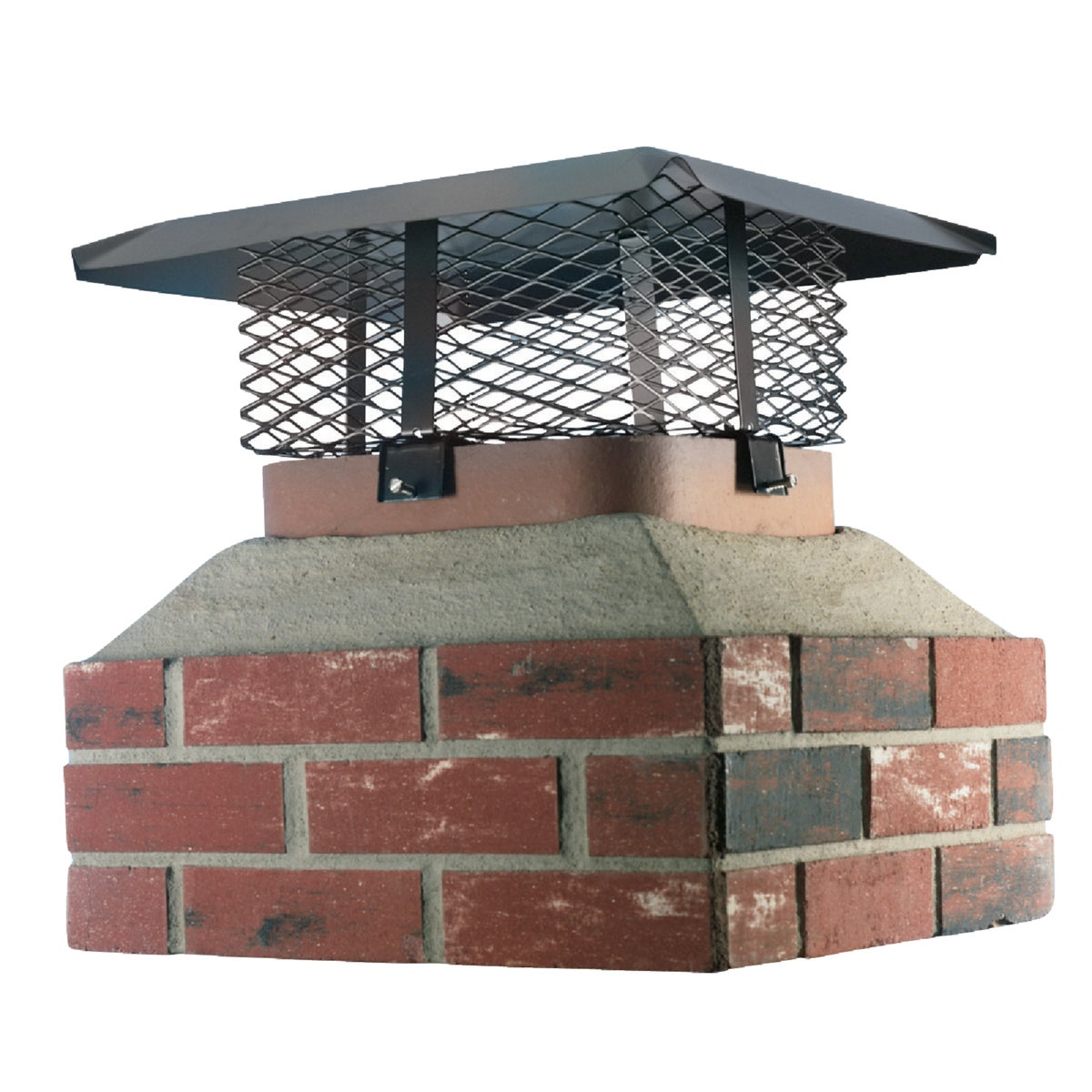 ADJUSTABLE CHIMNEY COVER - SCADJ-L by Hy C Company