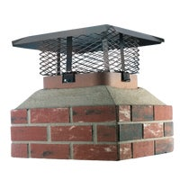 Hy-C Co. ADJUSTABLE CHIMNEY COVER SCADJ-L