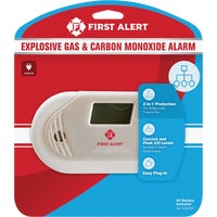 First Alert/Jarden GAS AND CO DETECTOR GC01