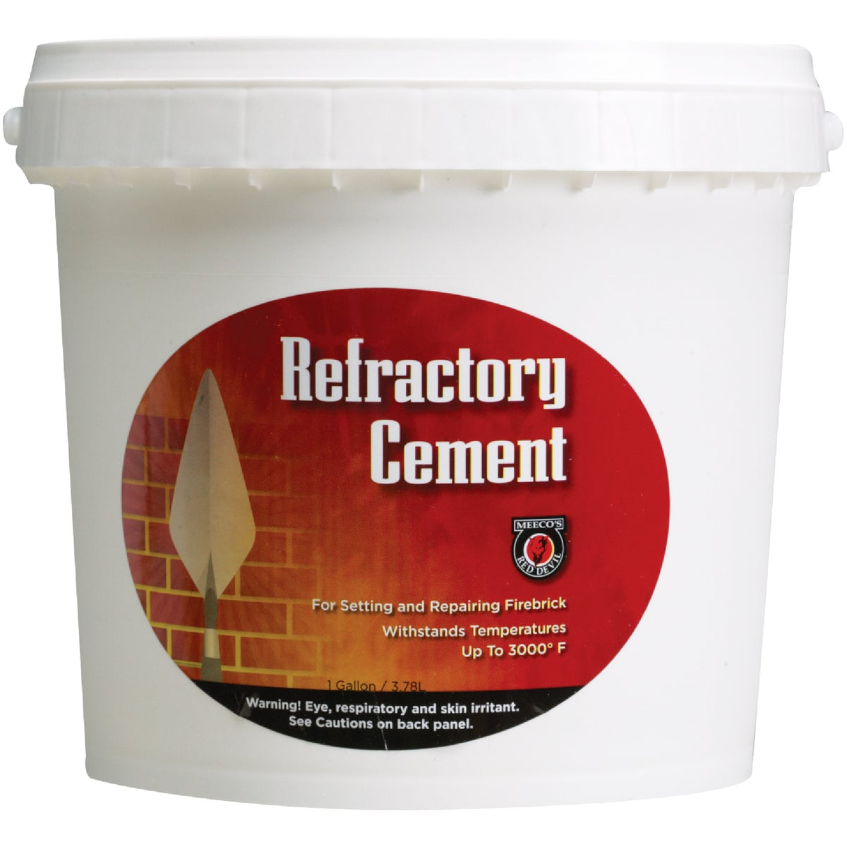 Meeco Mfg. Co., Inc. GAL REFRACTORY CEMENT 611