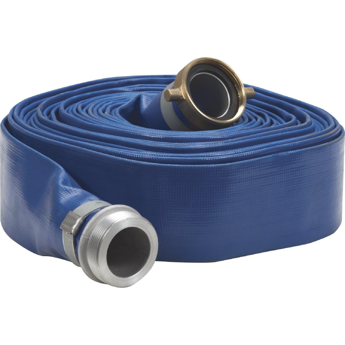 "2""X50'PVC DISCHARGE HOSE - 98138045 by Apache Hose Belting"