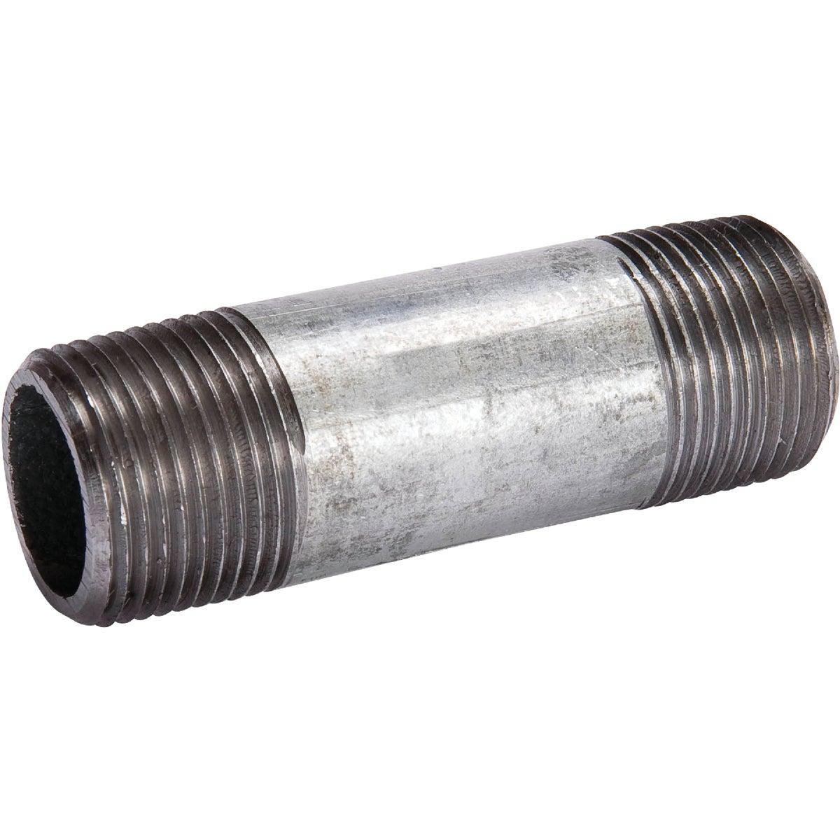 Southland Pipe Nipple 1/4X4 GALV NIPPLE 10206