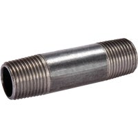 Southland Pipe Nipple 2X3 BLACK NIPPLE 20904