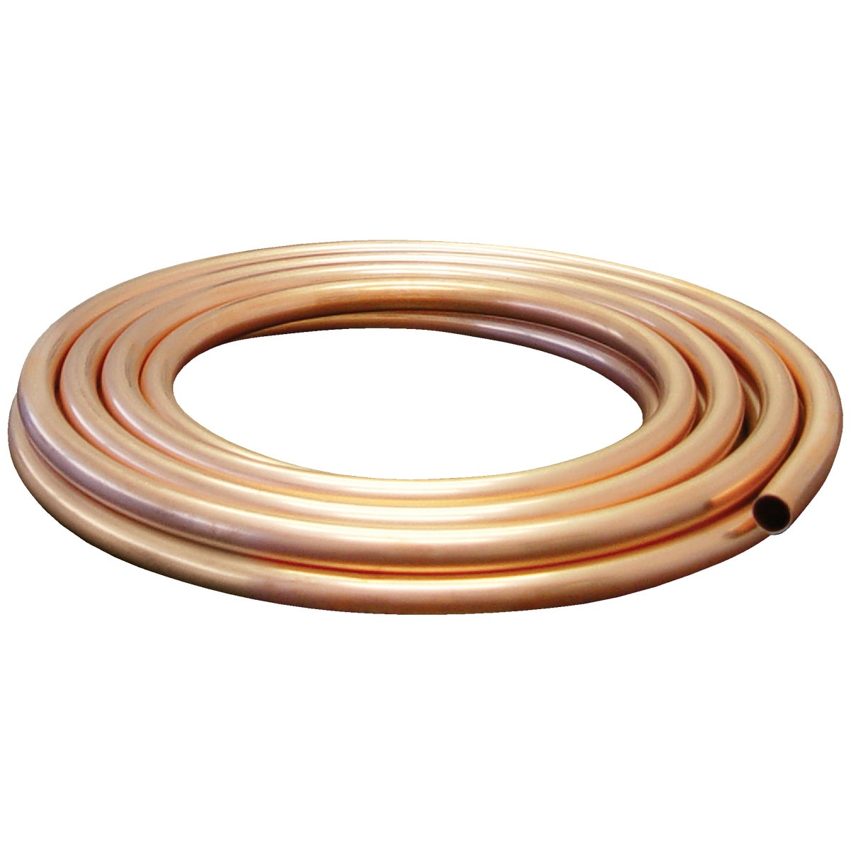 "1/4""ODX15'UG COPPER COIL - UT04015 by Mueller B K"