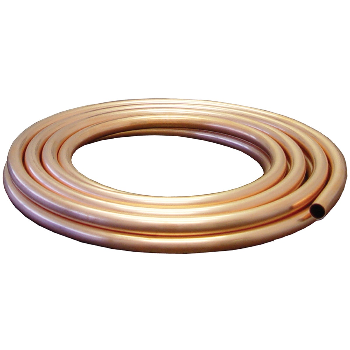 "1/2""ODX10'UG COPPER COIL - UT08010 by Mueller B K"