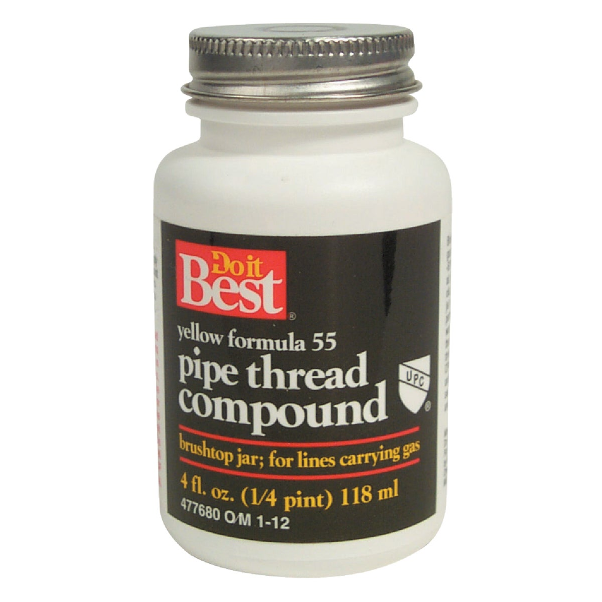 4OZ YEL THREAD SEALANT - 025215 by Wm H Harvey Co