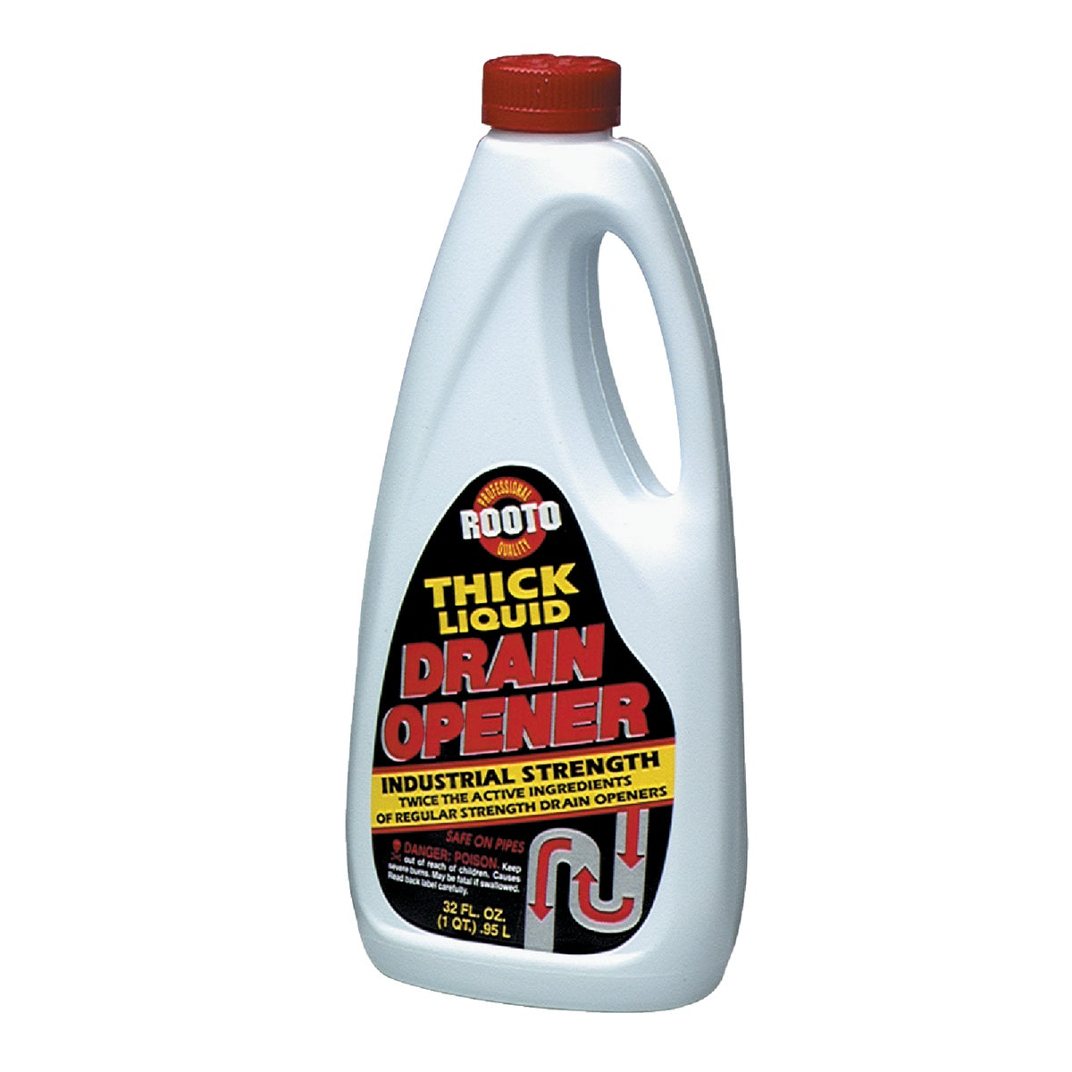 32OZ DRAIN CLEANER - 1270 by Rooto Corp