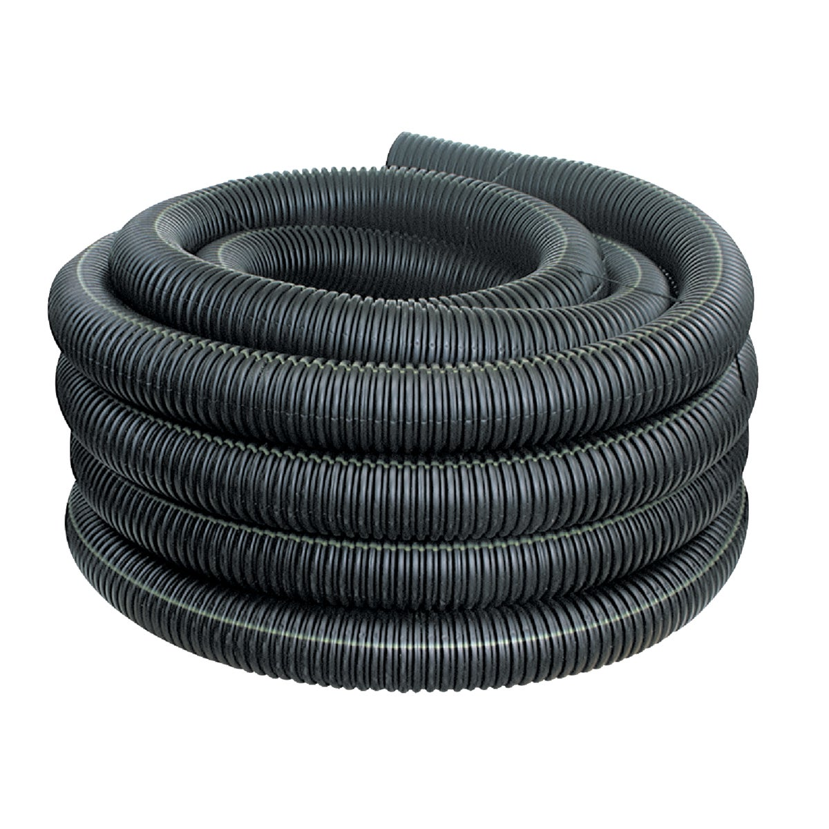 "4""X100' SOLID PIPE - 451-100 by Advanced Drainage Sy"