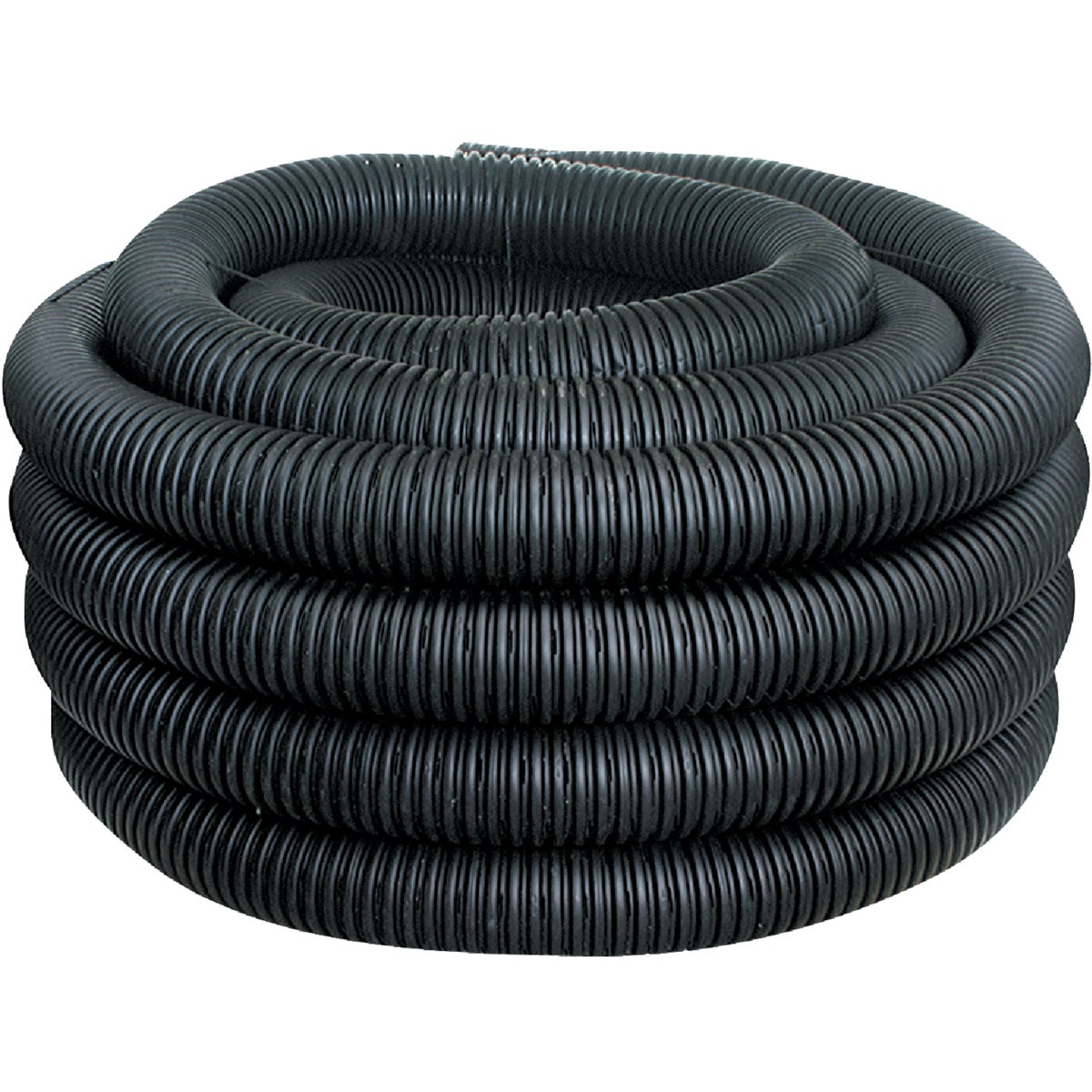 "3""X100' SLOTTED PIPE - 301-100 by Advanced Drainage Sy"