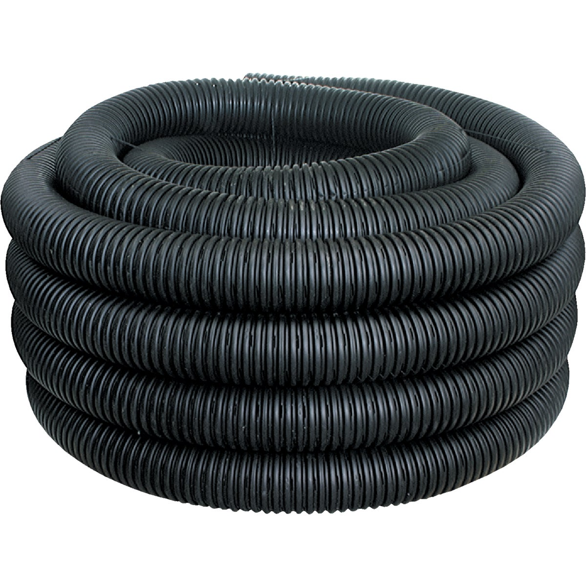"4""X100' SLOTTED PIPE - 401-100 by Advanced Drainage Sy"