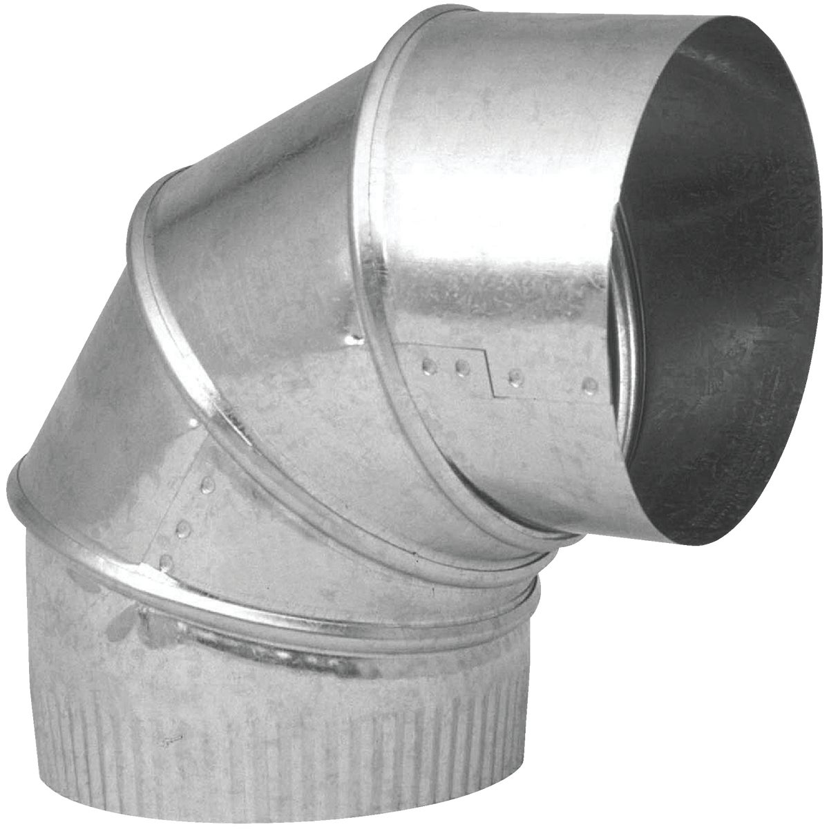 "7"" 28GA GALV ADJ ELBOW - GV0300-C by Imperial Mfg Group"