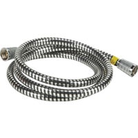 Do it Best Imports 6' MYLAR/CHR SHOWER HOSE 480444