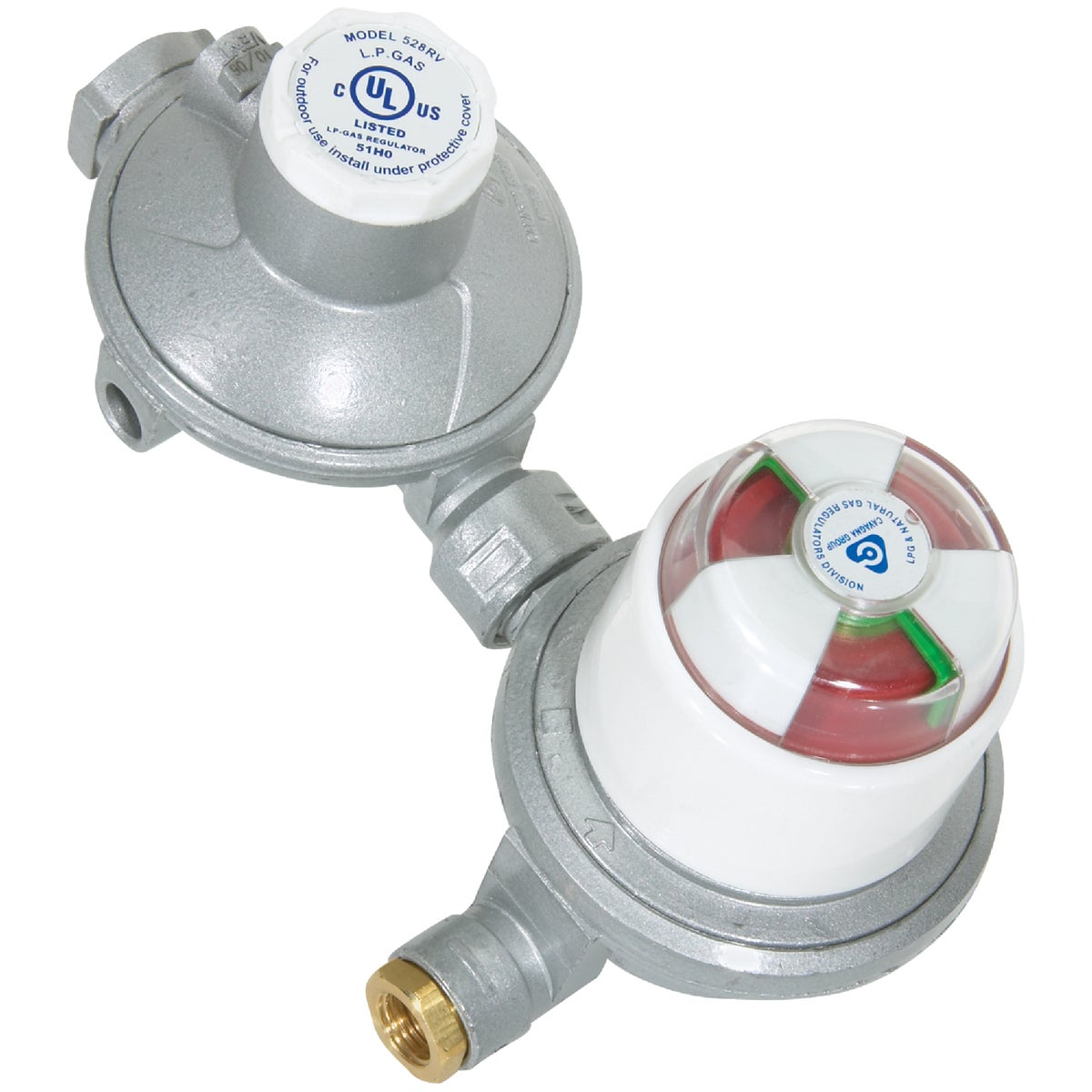 LP GAS REGULATOR