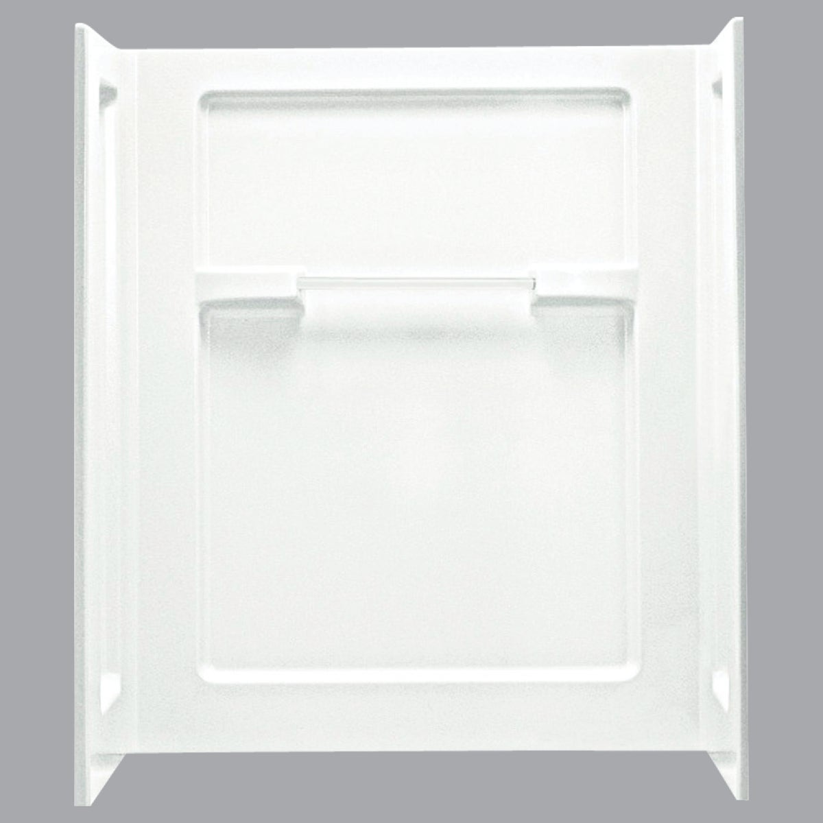 "48"" WHITE SHOWER WALLSET"