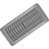4X10 Gray Register