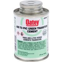Oatey 1/4PINT ABS/PVC CEMENT 30900