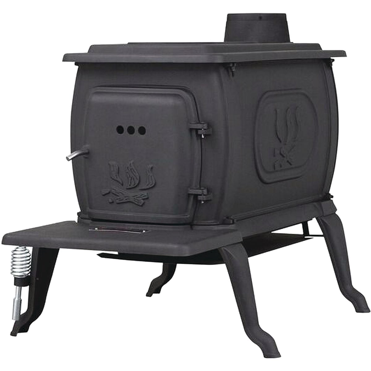 DELUXE BOXWOOD STOVE - BX42E by Vogelzang Intl Co