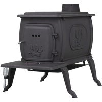 Vogelzang International DELUXE BOXWOOD STOVE BX42E