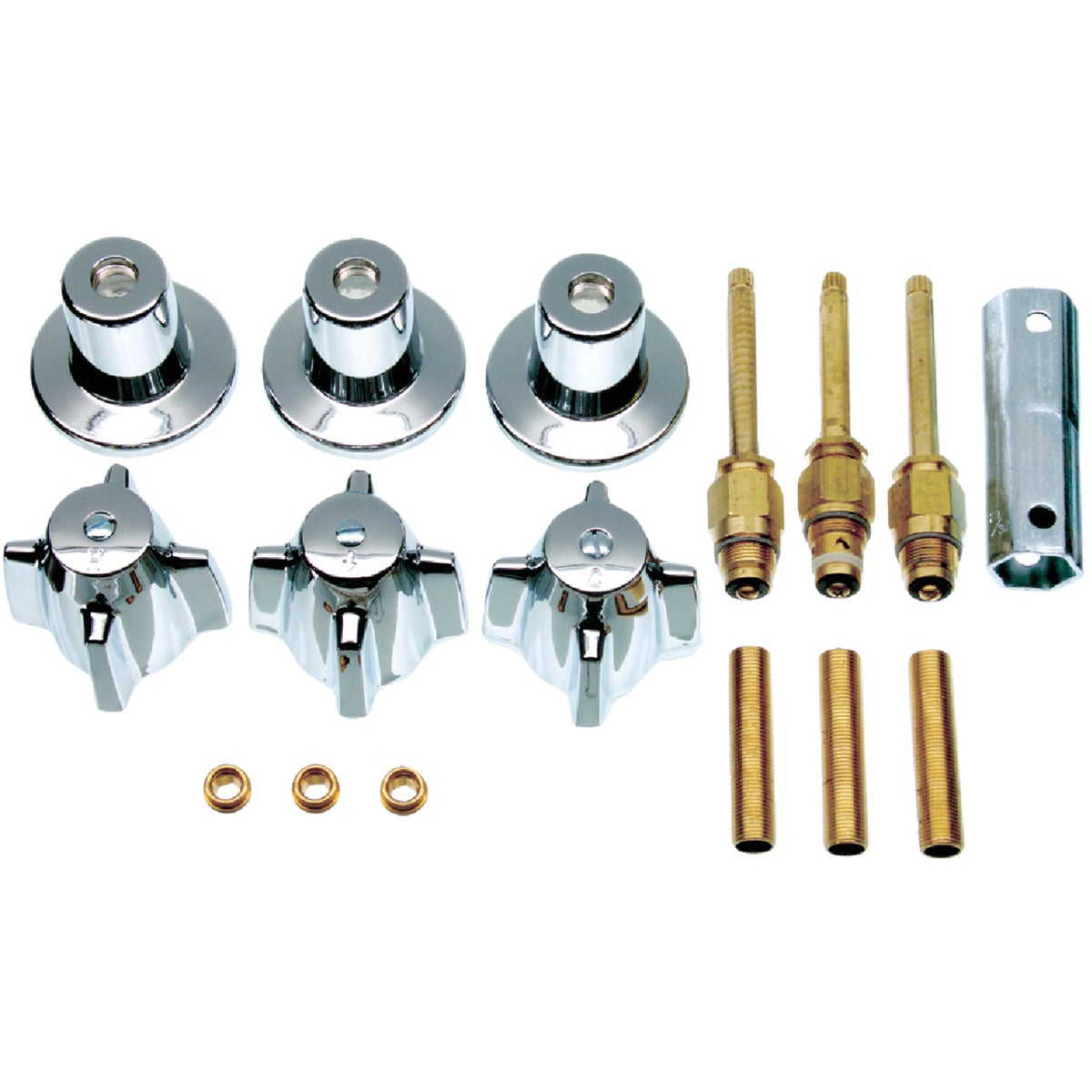 CENTRAL BRASS REPAIR KIT