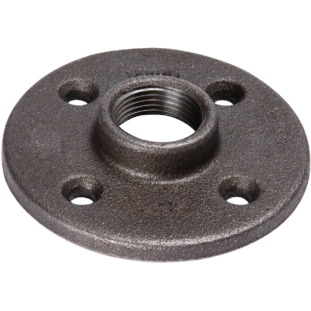"1-1/2"" BLACK FLANGE - 521-607BG by Mueller B K"