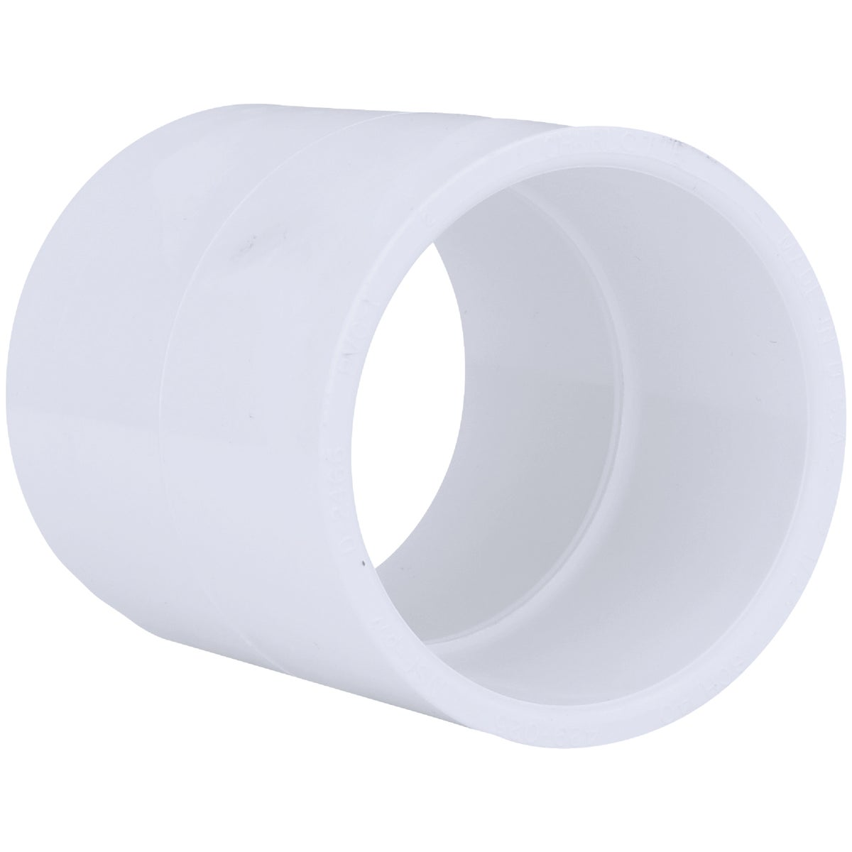 "2-1/2"" SCH40 PVC CPLG - 30190 by Genova Inc"