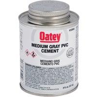 Oatey 1/2PINT PVC CEMENT 30884
