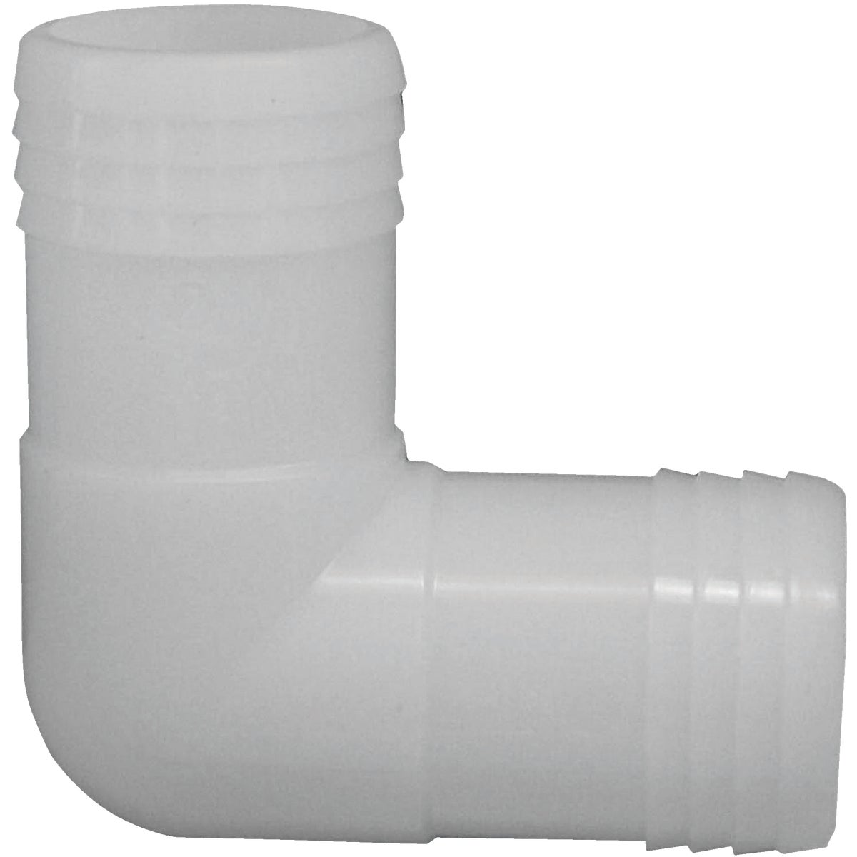 "1-1/2""NYLON INSERT ELBOW"