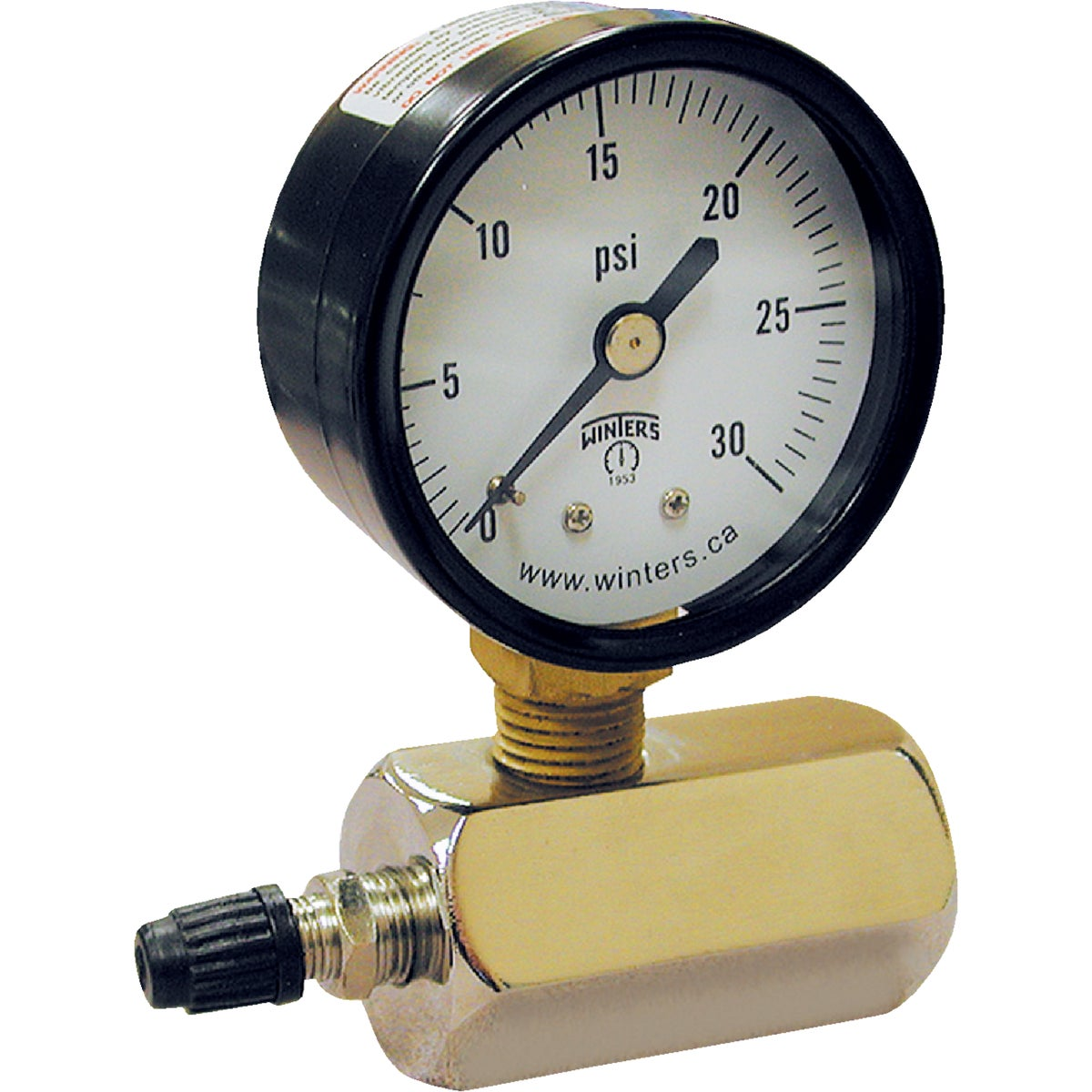 GAS TEST GAUGE - G64-015 by Jones Stephens Corp