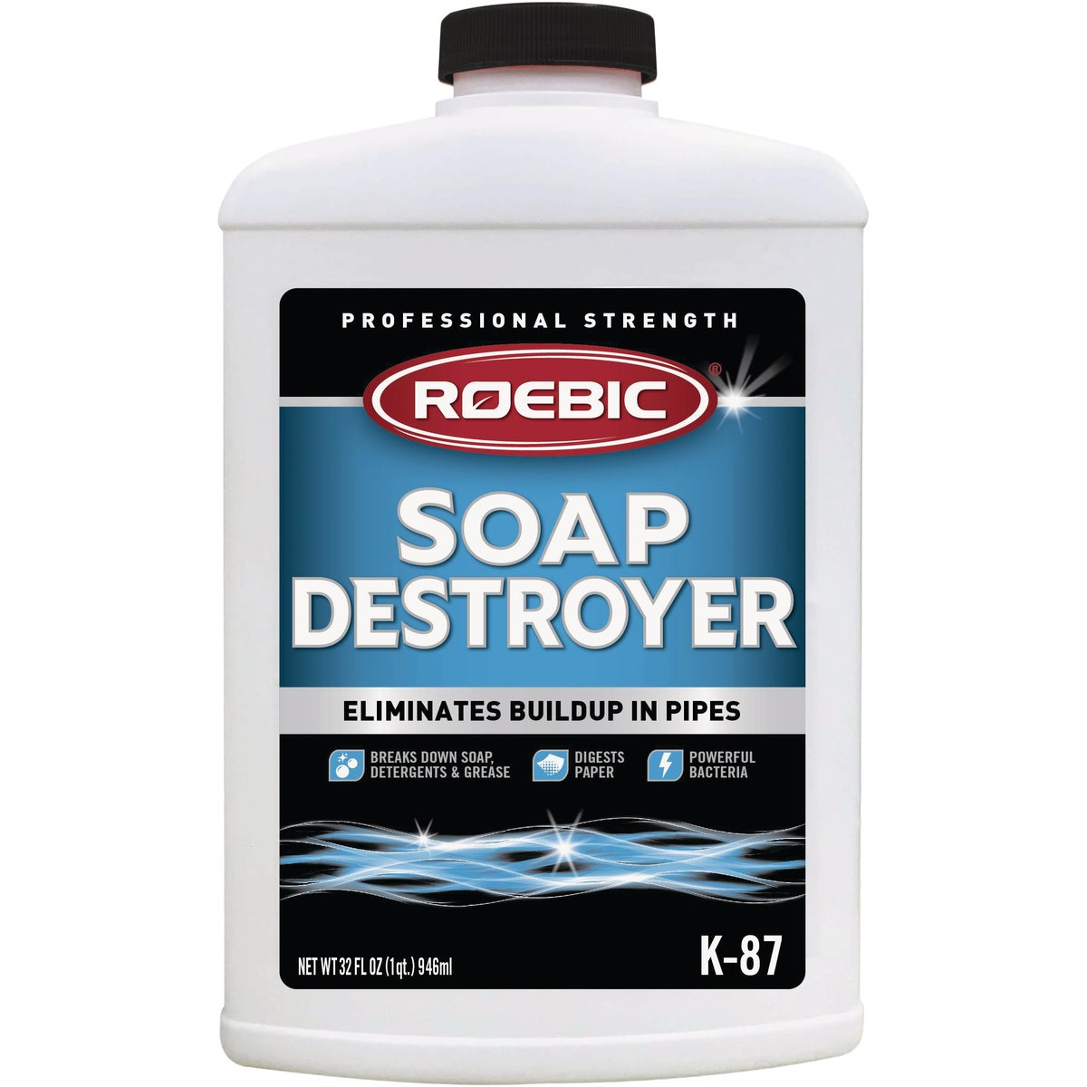 SOAP/GREAS/PAPR DIGESTER - K87-Q-12 by Roebic Laboratories