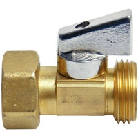 Danco Perfect Match GARDEN HOSE BALL VALVE V750S