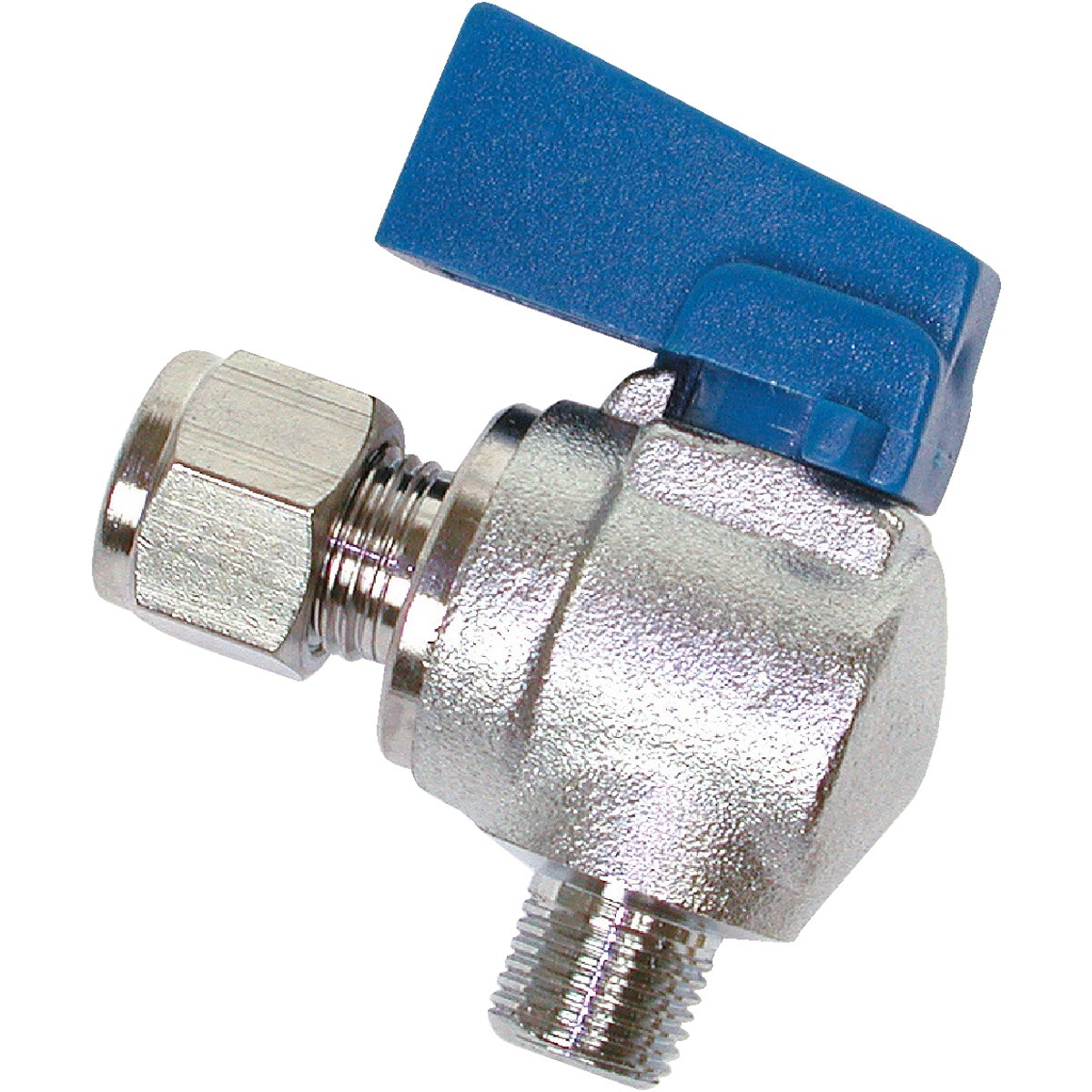 SS ANGLE VALVE - 9443 by Dial Manufacturing