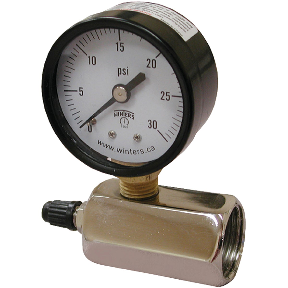 GAS TEST GAUGE - G64-030 by Jones Stephens Corp