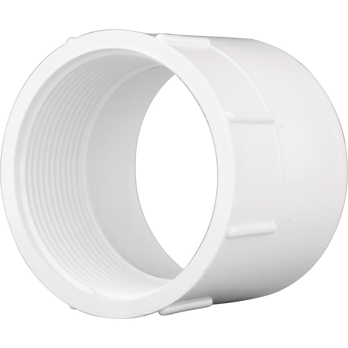 "6"" PVC-DWV FEM ADAPTER - 70360 by Genova Inc  Pvc Dwv"