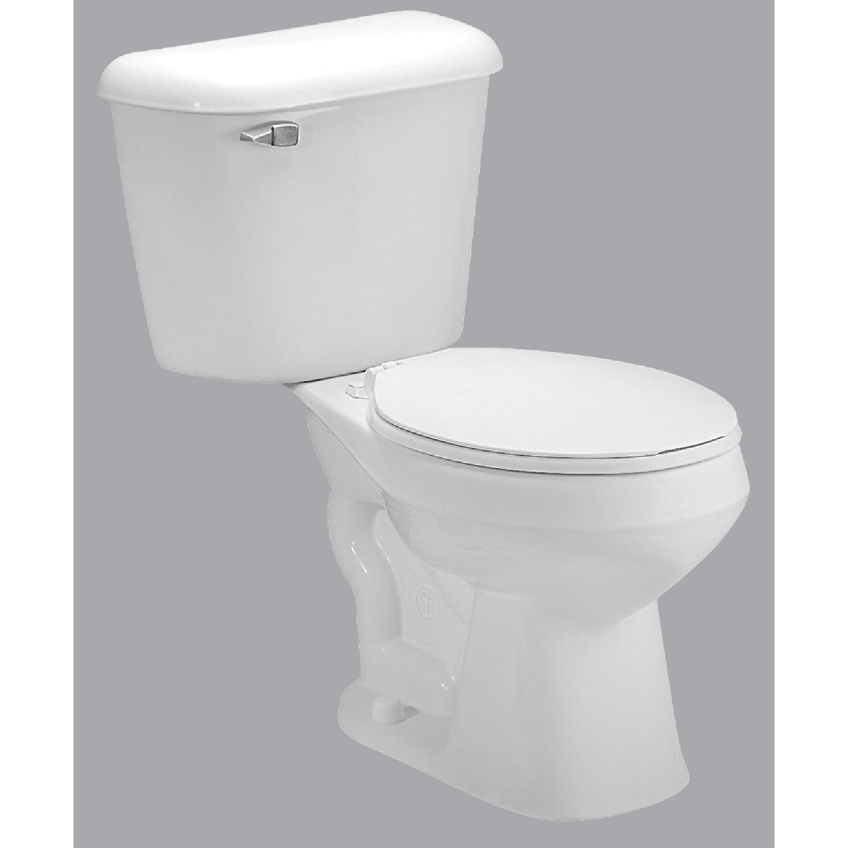 WHT RF TOILET PRO FIT 1 - 013010017 by Mansfield Plumbing