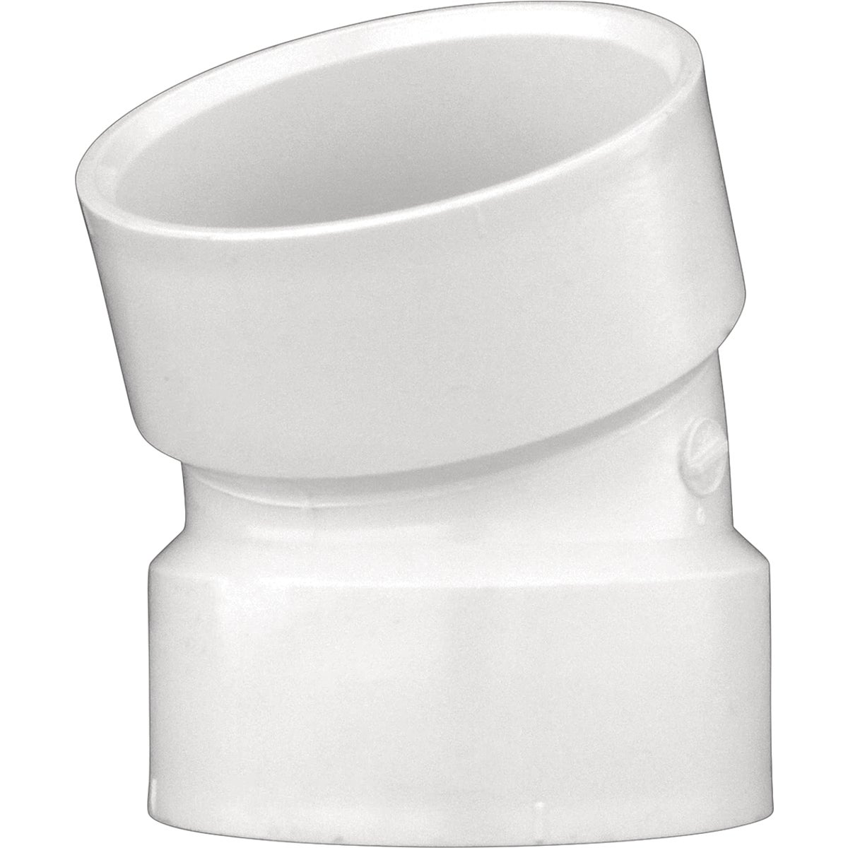 "6"" 22-1/2D DWV ELBOW - 70860 by Genova Inc  Pvc Dwv"