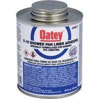 Oatey X-15 PVC SOLVENT 30812