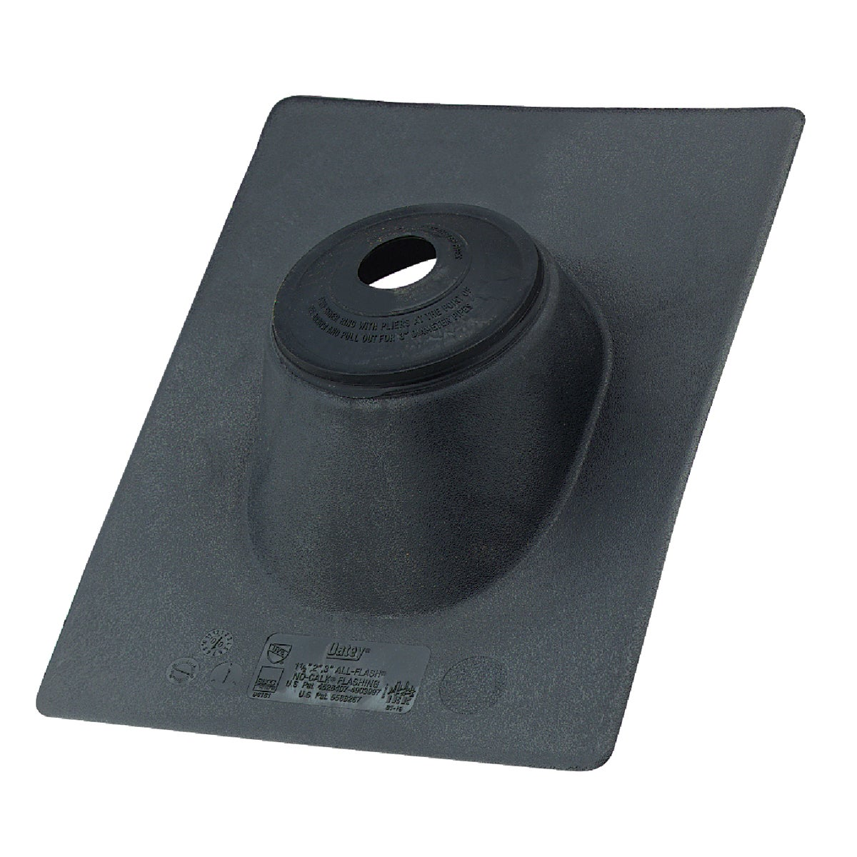 "1-1/2-3""PLASTIC FLASHING - 11919 by Oatey Scs"