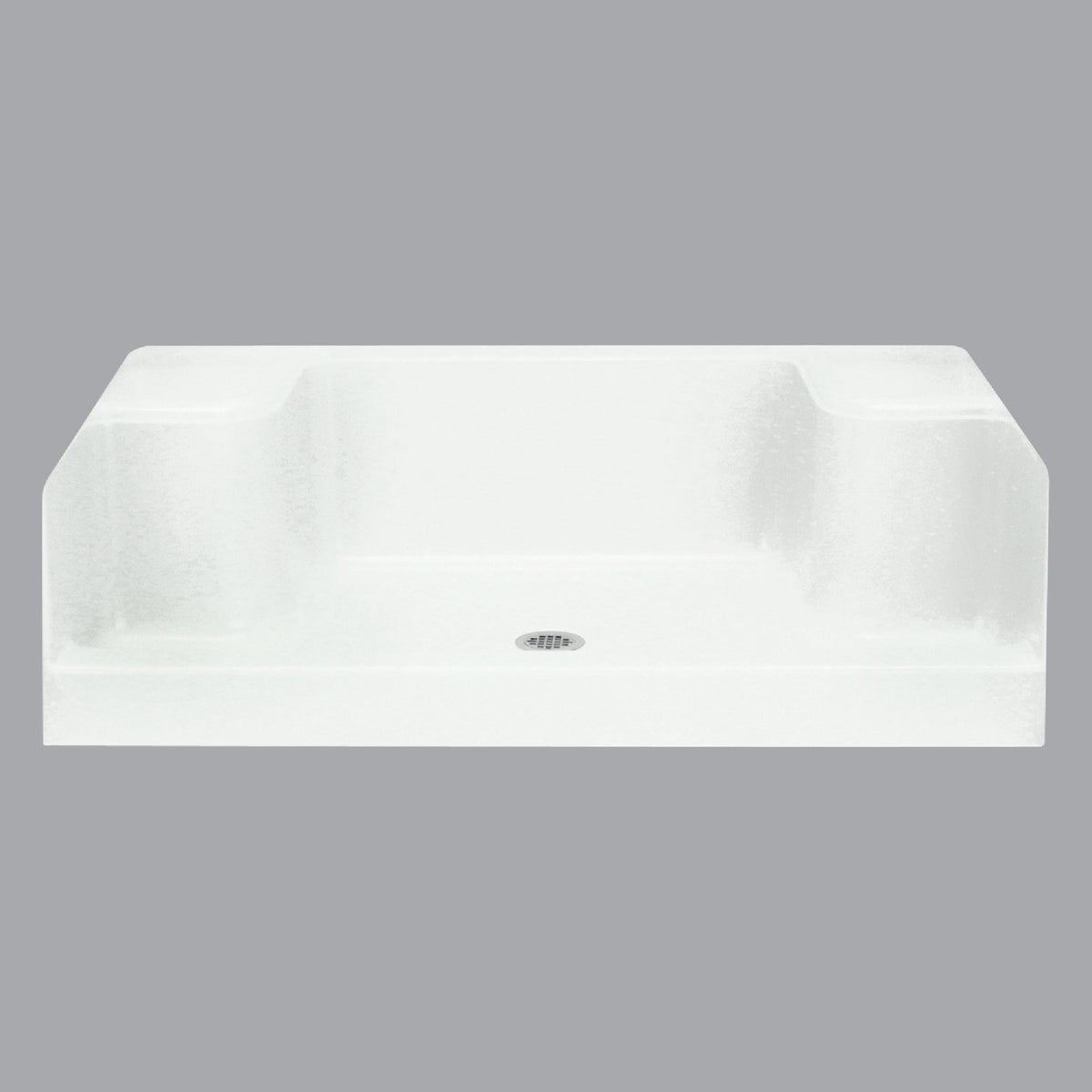 "60"" WHITE SHOWER BASE"