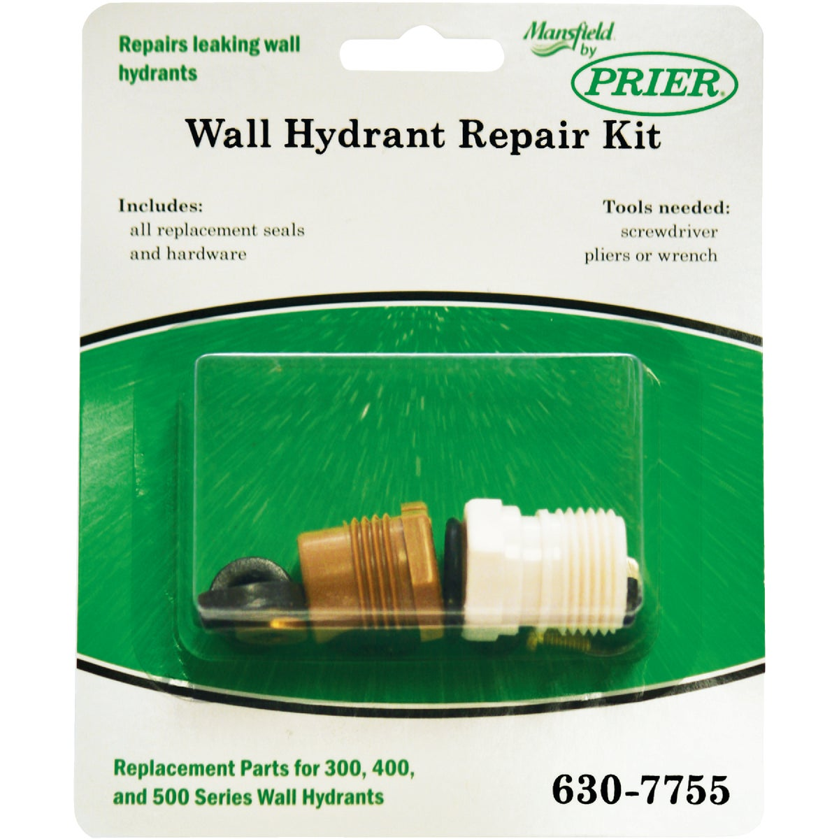 SERVICE PARTS KIT - 630-7755 by Prier Products