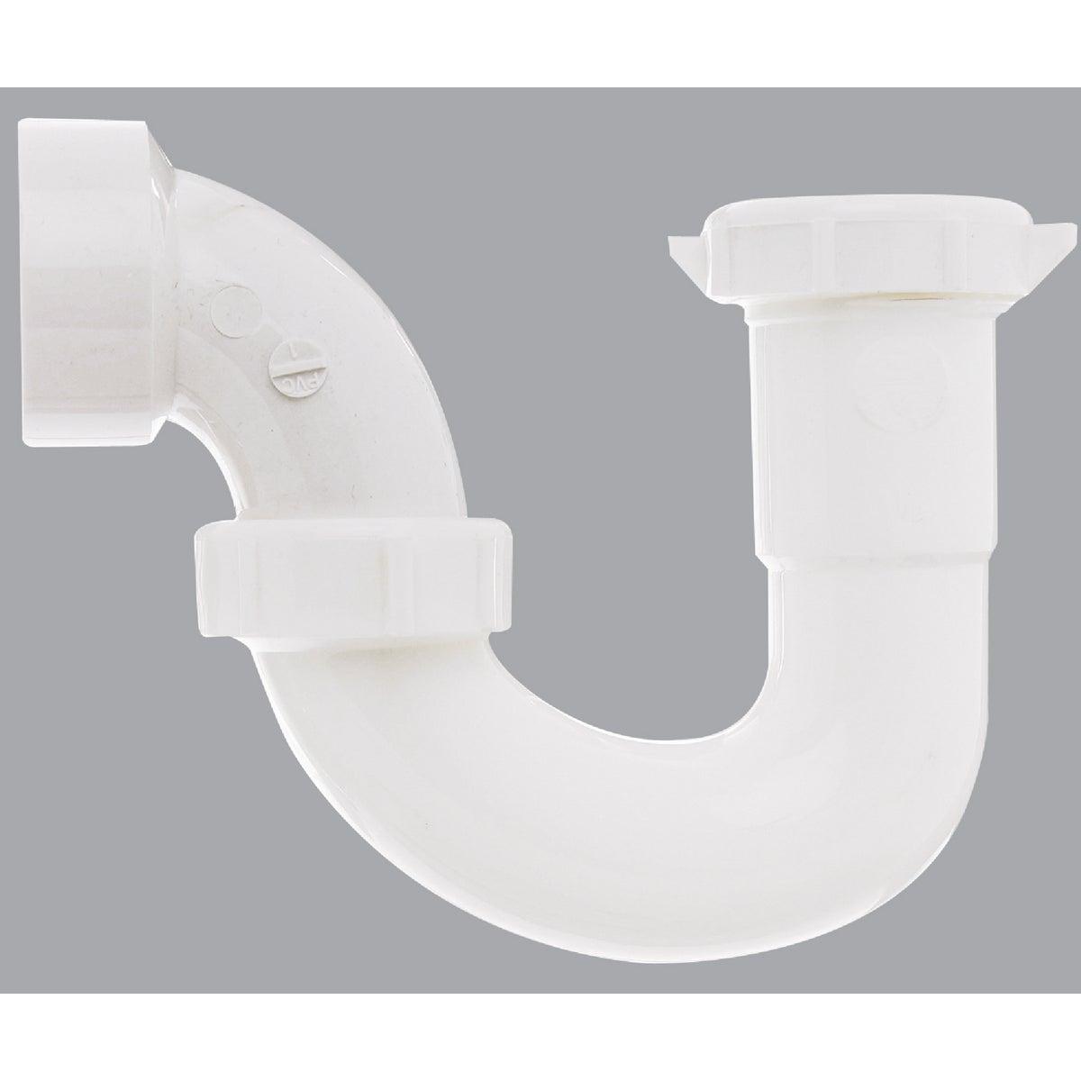 Plumb Pak/Keeney Mfg. 1-1/2 S/J X SOLV P-TRAP 494968